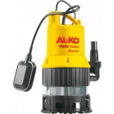 Погружной насос для грязной воды AL-KO Twin 14000 Combi (112373)