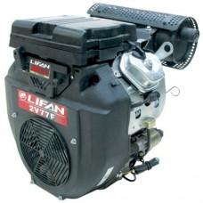 Двигатель 2v77f (Lifan) (10103050/074008/0000339, с ручным и электро стартером)