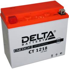 Аккумулятор DELTA AGM VRLA СT 1218