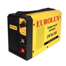Инверторный сварочный аппарат Eurolux IWM-160