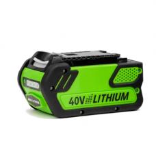 Батарея 40V G=MAX Lithium-Ion батарея 4 Ач