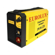 Инверторный сварочный аппарат Eurolux IWM-220