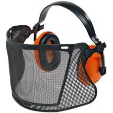 Комбинированное оснащение для защиты лица и слуха ECONOMY