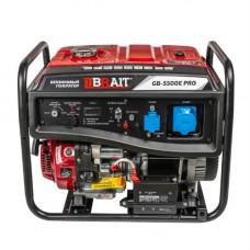Генератор бензиновый BRAIT GB-5500E PRO