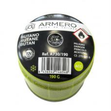 Прокалываемый баллон с газом Armero 190г AG30-190/A730-190