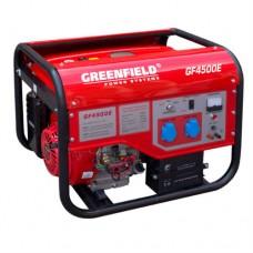 Бензиновый генератор GreenField GF 4500E