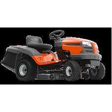 Садовый трактор - газонокосилка Husqvarna TС 138