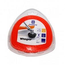 Корд триммерный малошумный Whisper (2.4 мм; 15 м) Husqvarna 5784359-01