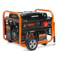 Генератор бензиновый  GDA8500E-3    DAEWOO