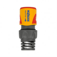 Коннектор Hozelock Aquastop Plus (15 мм и 19 мм)