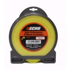 Корд триммерный Round Line (3.0 мм; 15 м; круглый) ECHO C2070102